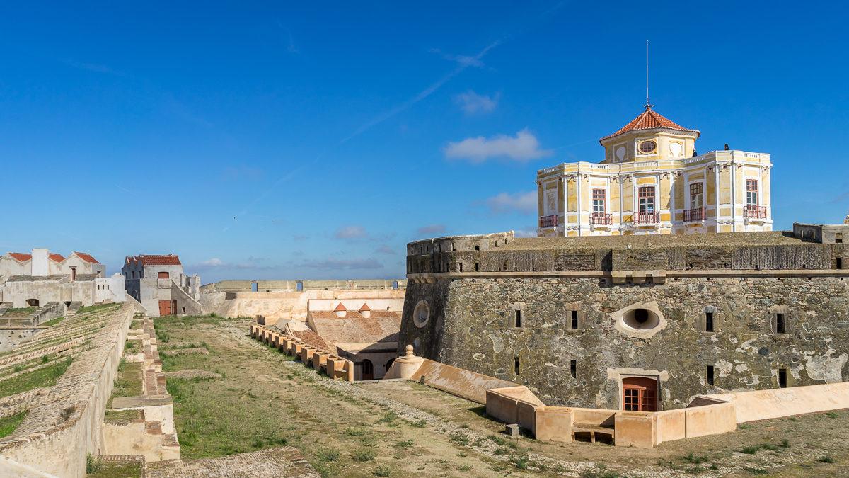 Elvas, die Stadt mit den imposanten Bauwerken