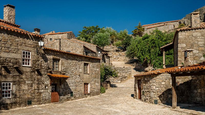 historische Dörfer von Portugal - Sortelha