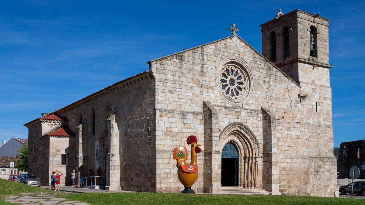 Barcelos historische Kirche