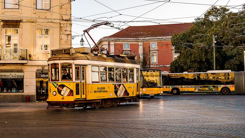 Lissabon Bilder