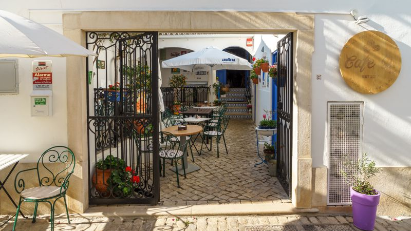 Cafe Altstadt Loule