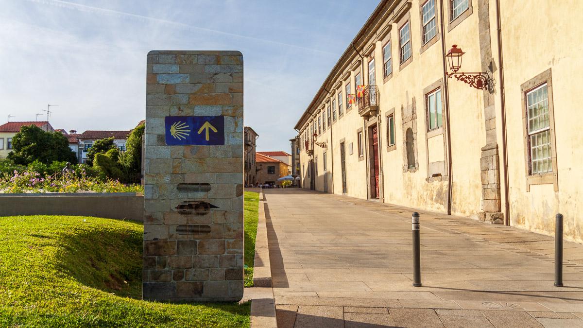 Jakobsweg Portugal führt durch Barcelos