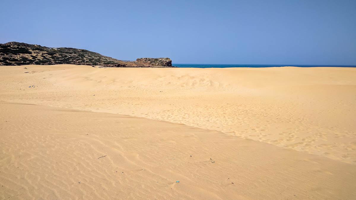 Praia da Bordeira Carrapateira