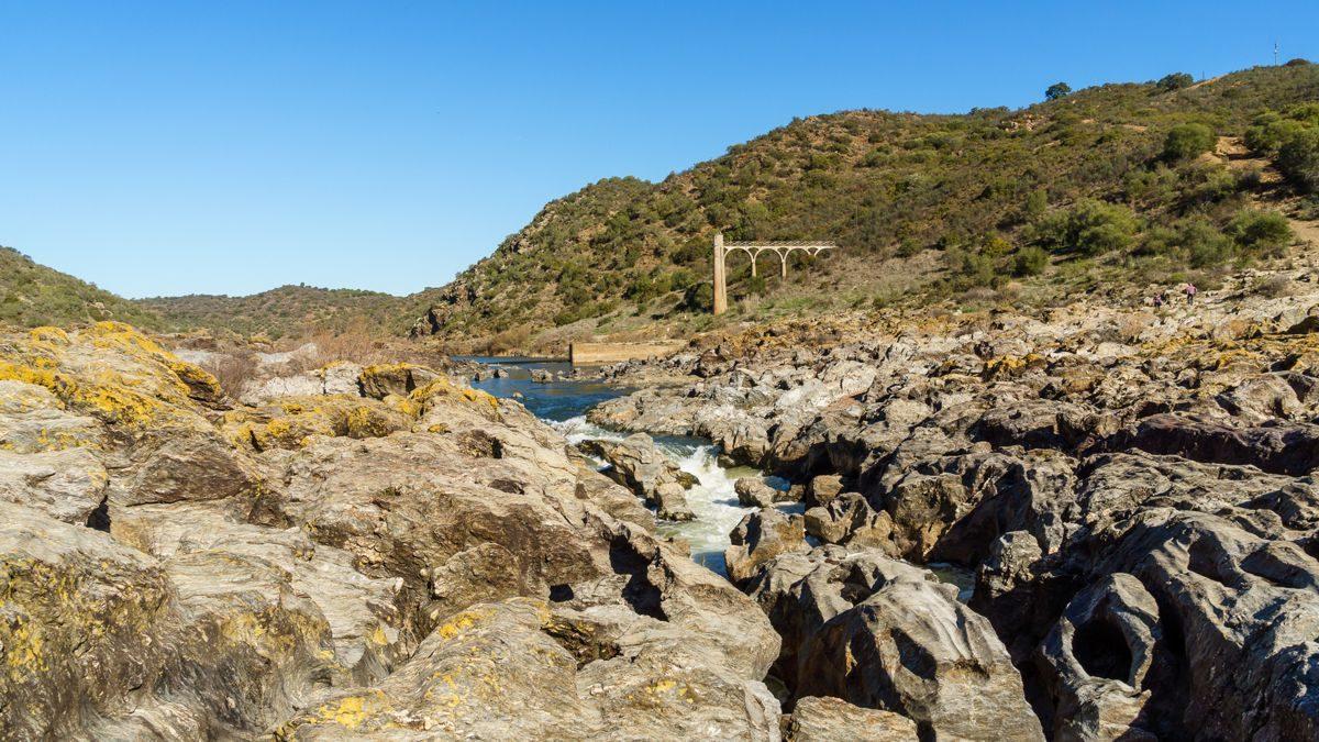 Pulo do Lobo – die wilde Seite des Rio Guadiana