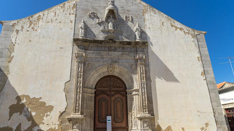 Kirche Tavira