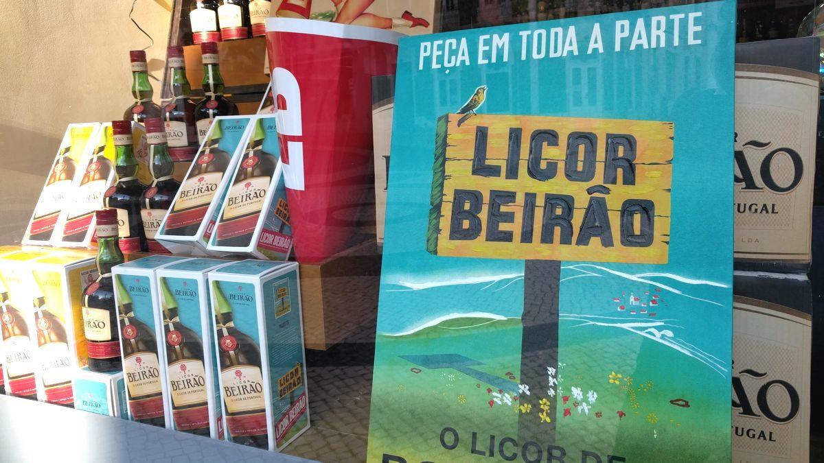 Beirão | portugiesischer Kräuterlikör