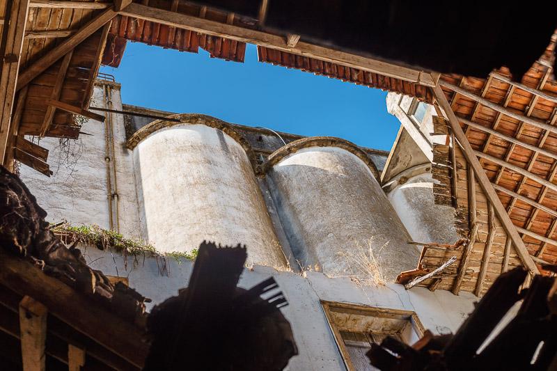 industriebrachen können in Portugal auch gefährlich sein