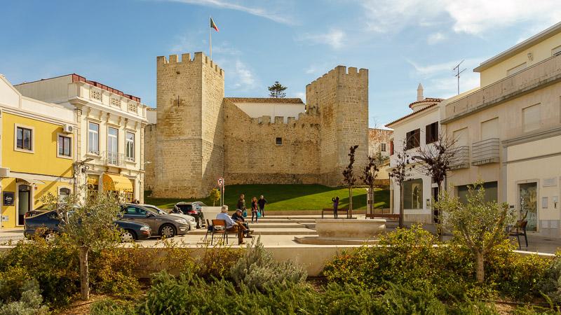 Castelo von Loulé