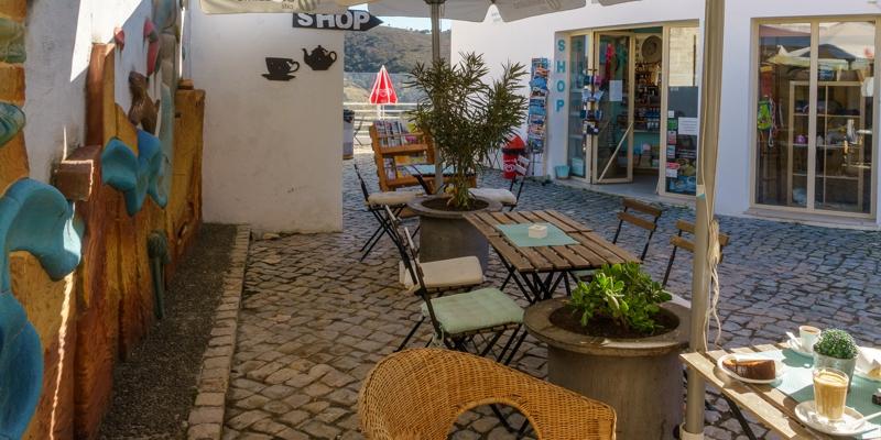 Café in Mértola