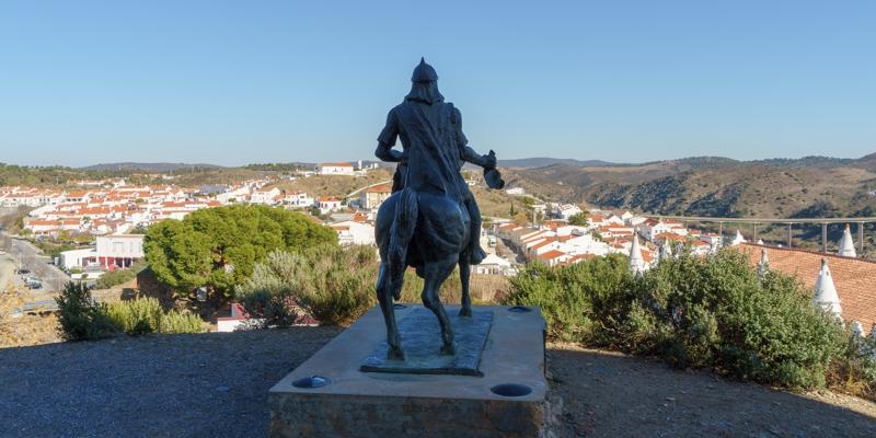 Mértola Castelo