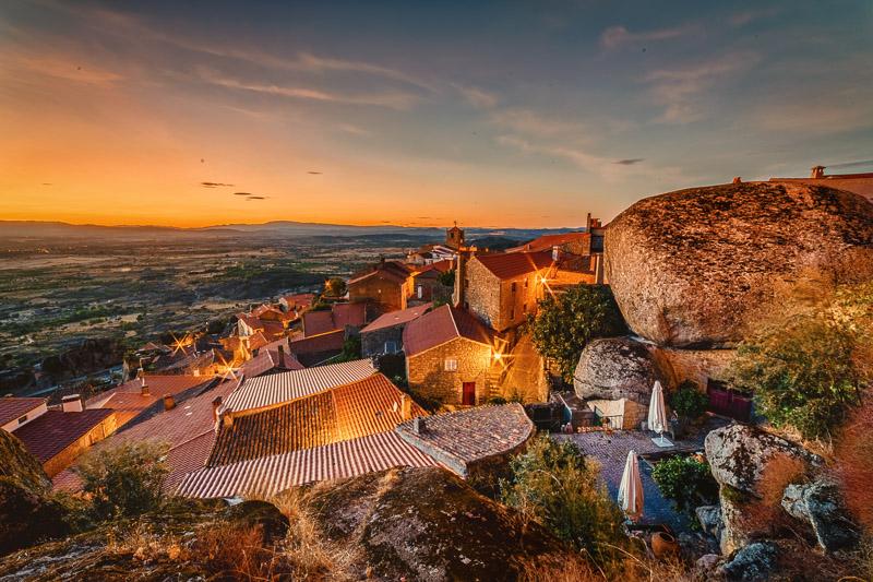 12 Historische Dörfer in portugal