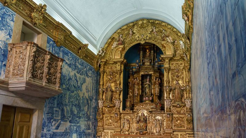 Azulejos Kapelle Loulé