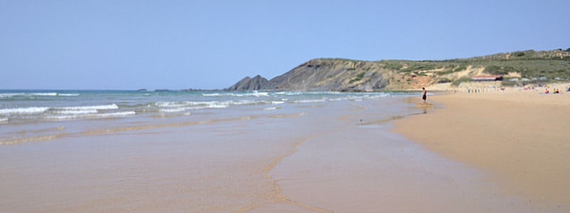 Praia da Amoreira bei Aljezur