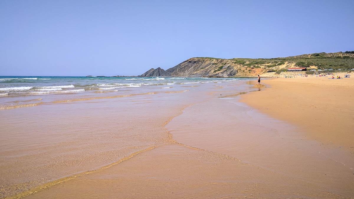 Algarve Strand Amoreira