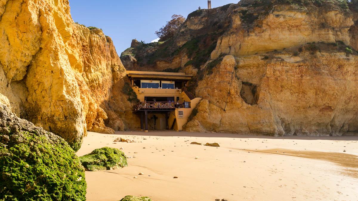 Strand Alvor Algarve