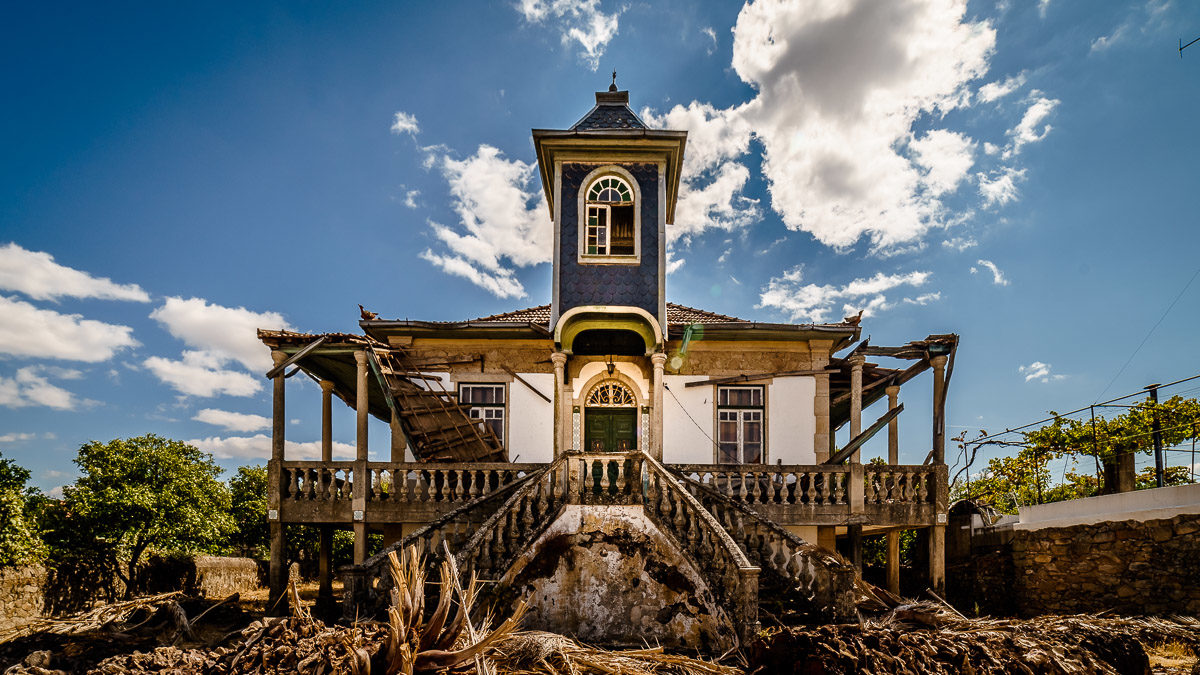 In Portugal tolle Lost Places finden