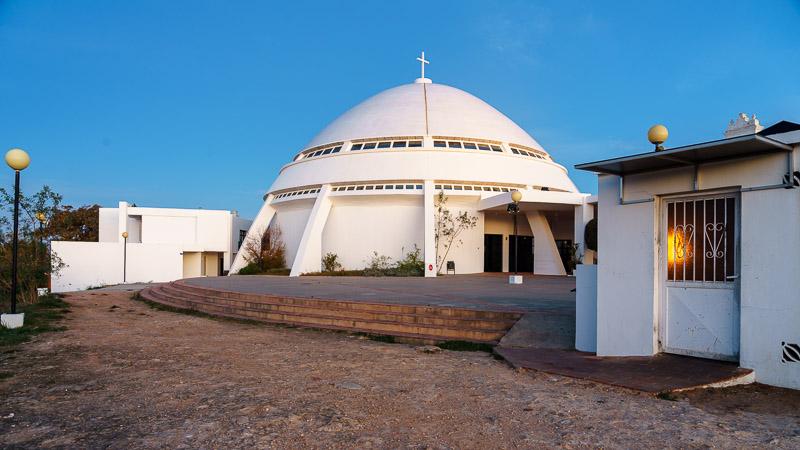 Wallfahrtskirche Loulé Portugal