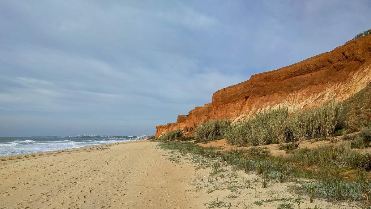 Strand bei Albufeira, Praia da Falesia