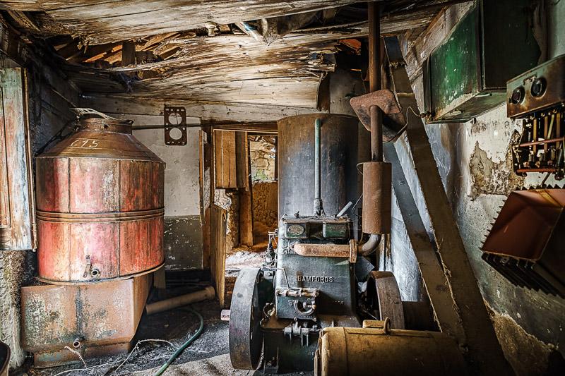 lost place Industrie und Fabriken