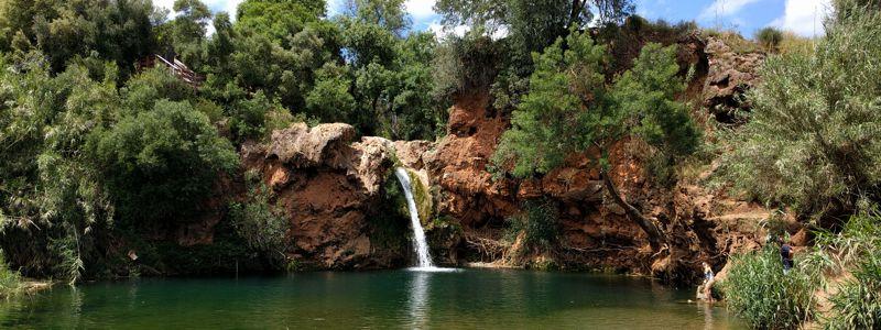 Wasserfall Faro