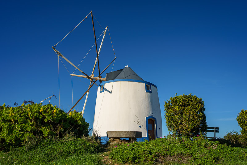 Windmühle Santiago do Cacém