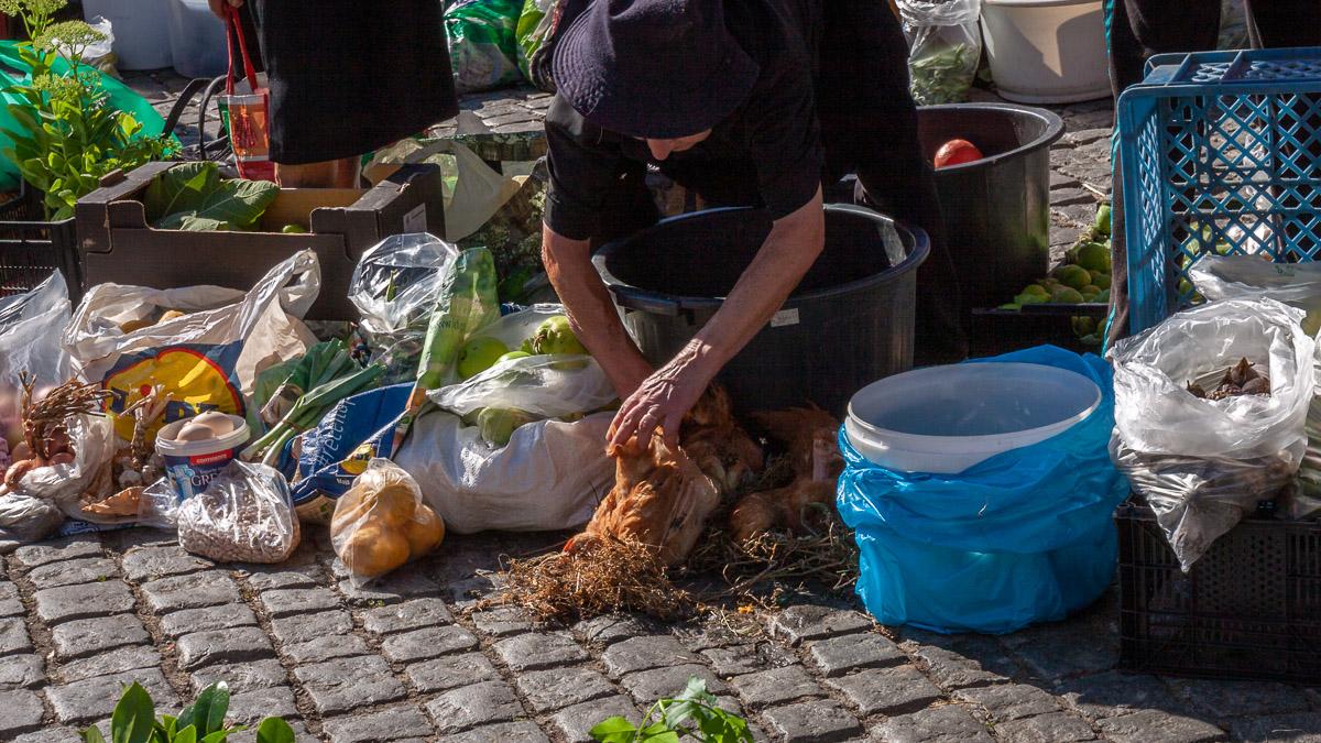 Mercado Semanal in Barcelos